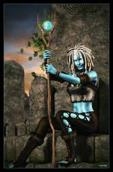 Mystic Blue 01 by mylochka