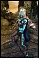Warrior Quest 01 by mylochka