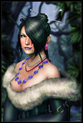 Lulu Portrait 01 by mylochka
