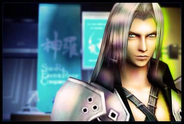 Sephiroth 01 by mylochka