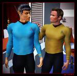 Spock's Quarters 05 by mylochka