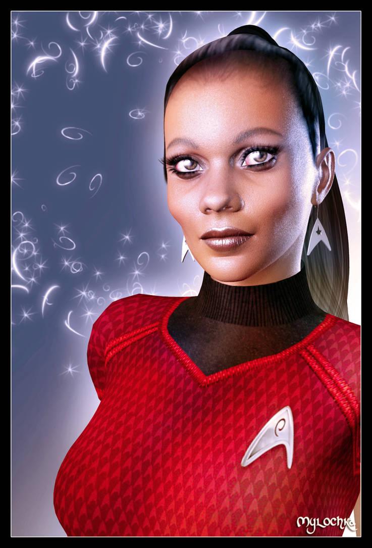 AOS Uhura by mylochka
