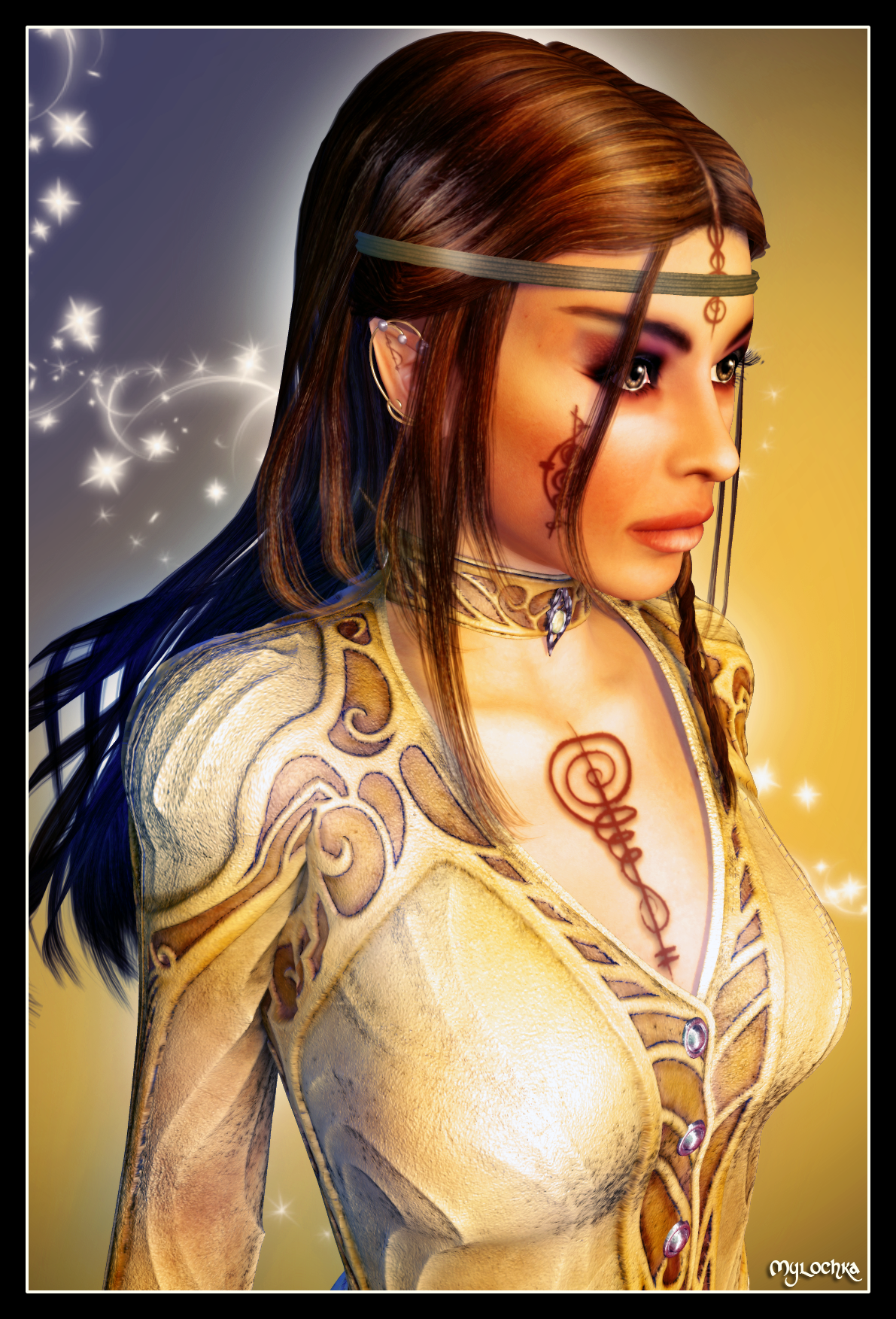 Pre-Reform Princess of Vulcan by mylochka