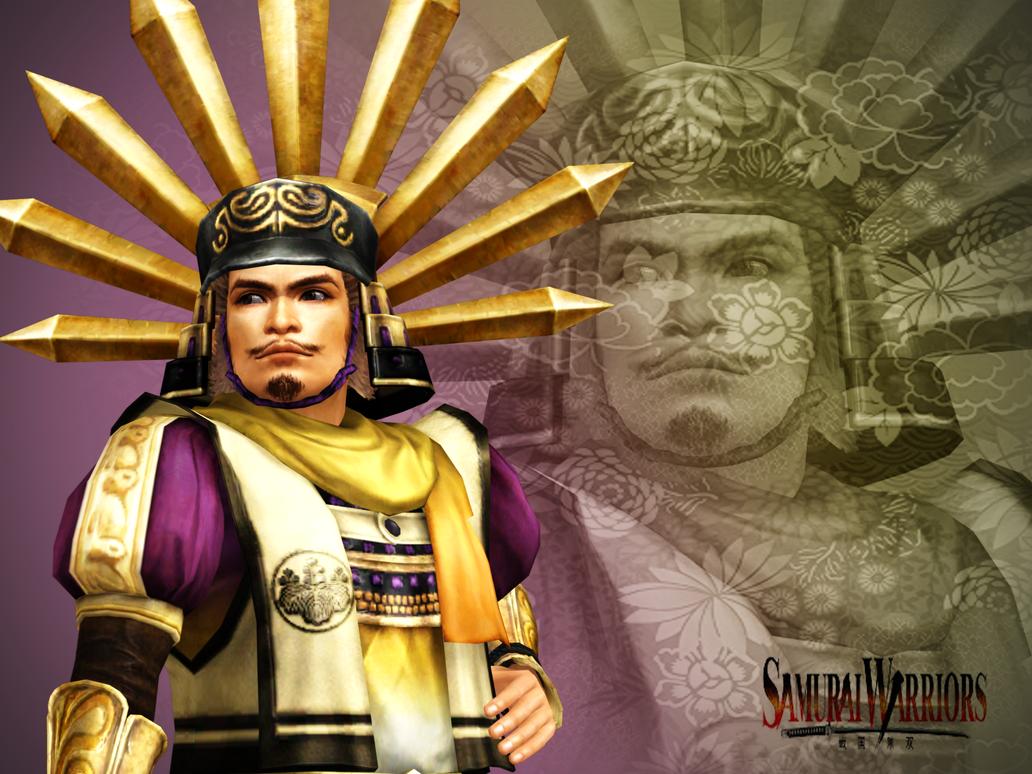 Hideyoshi Toyotomi 01 by mylochka