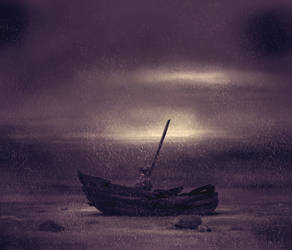 boat by begemott