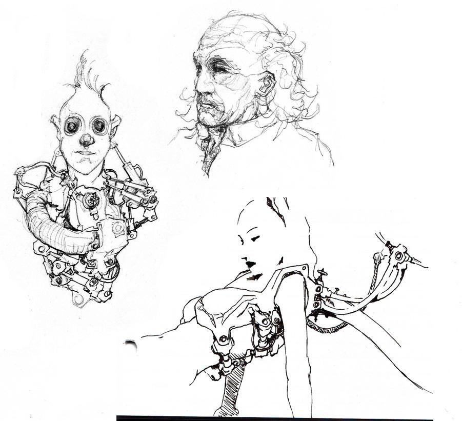 doodles by begemott