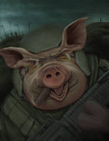 War Pigs by begemott