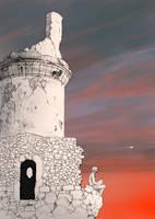 old lighthouse by begemott