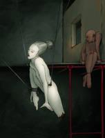 crippled ballet by begemott