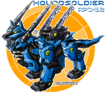 ZOIDS - Houndsoldier