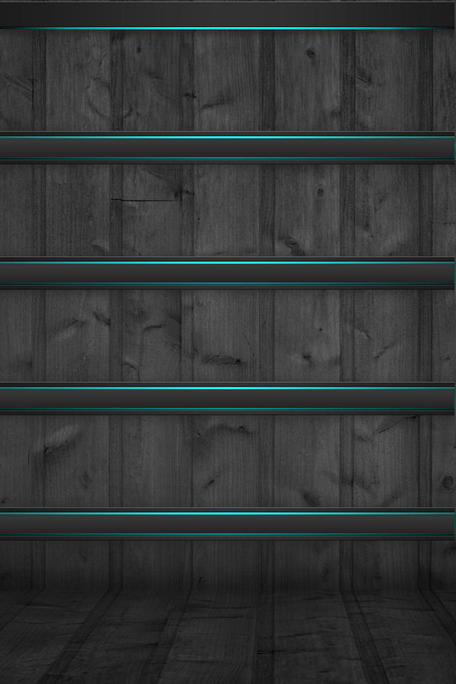Dark Wooden Shelf Iphone Wallpaper by bastian1967 on deviantART