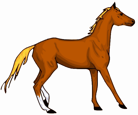 clipart picture of a horse - photo #14