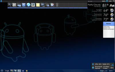 Honeycomb Desktop V1.0