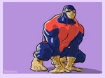 X-Man of the day: BEAST