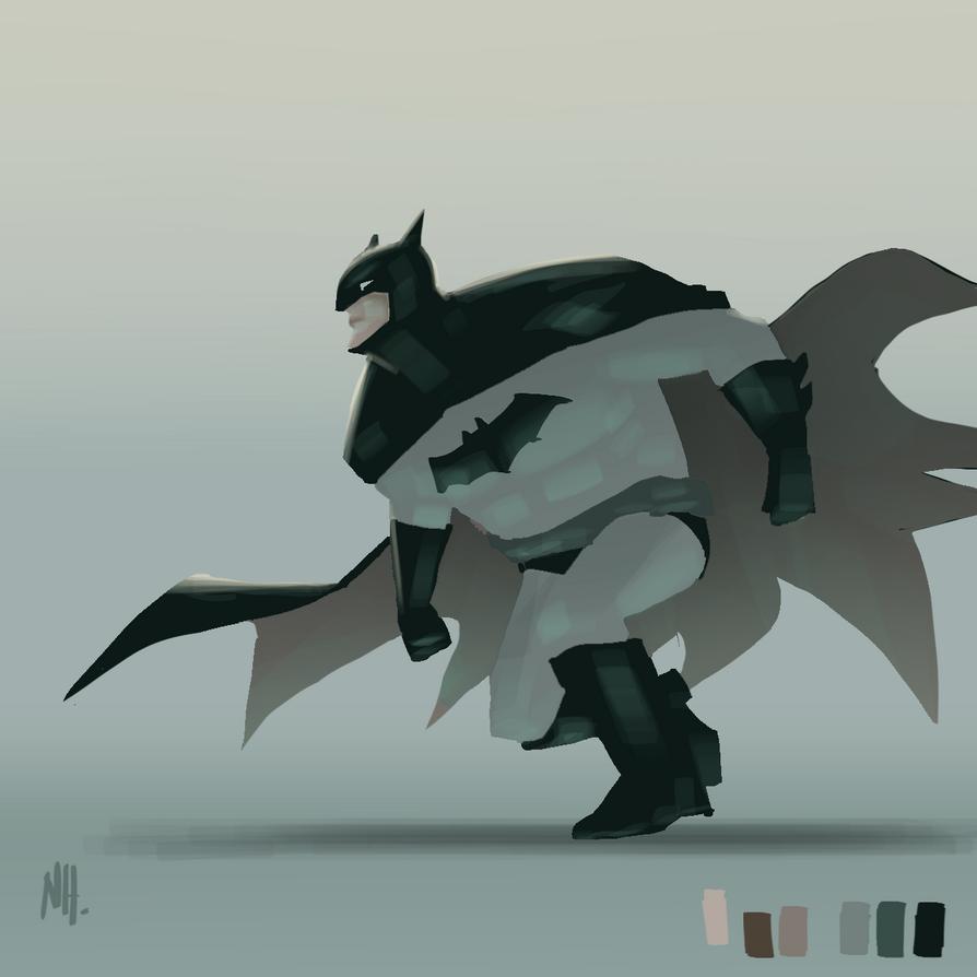 Batman 2016 by NelsonHernandez