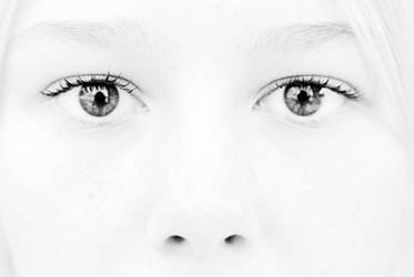 The eyes by fuzzbucket