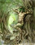 Greenman color by Lumi-karhu