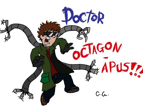 dr octagonapus by thefrolancer on deviantart