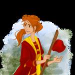 Chaser Weasley