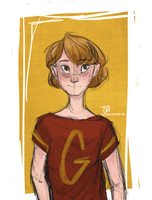 Ginny by clarinking