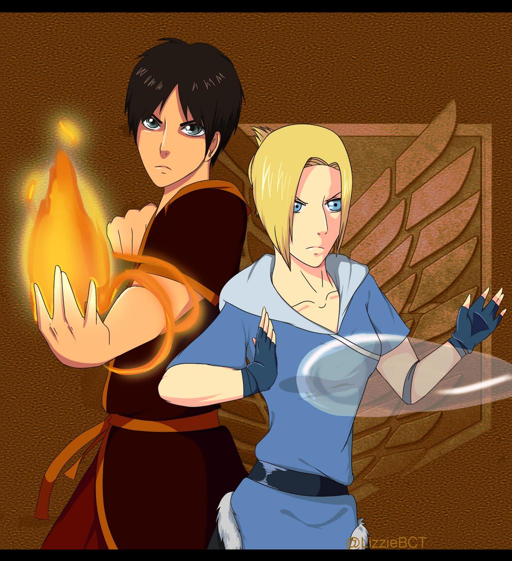 Eren and annie fanfiction