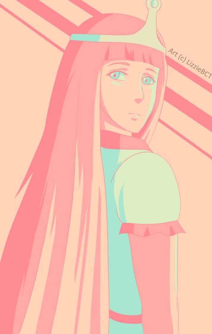 Color Palette Challenge Princess Bubblegum- #4 by LizzieBCT