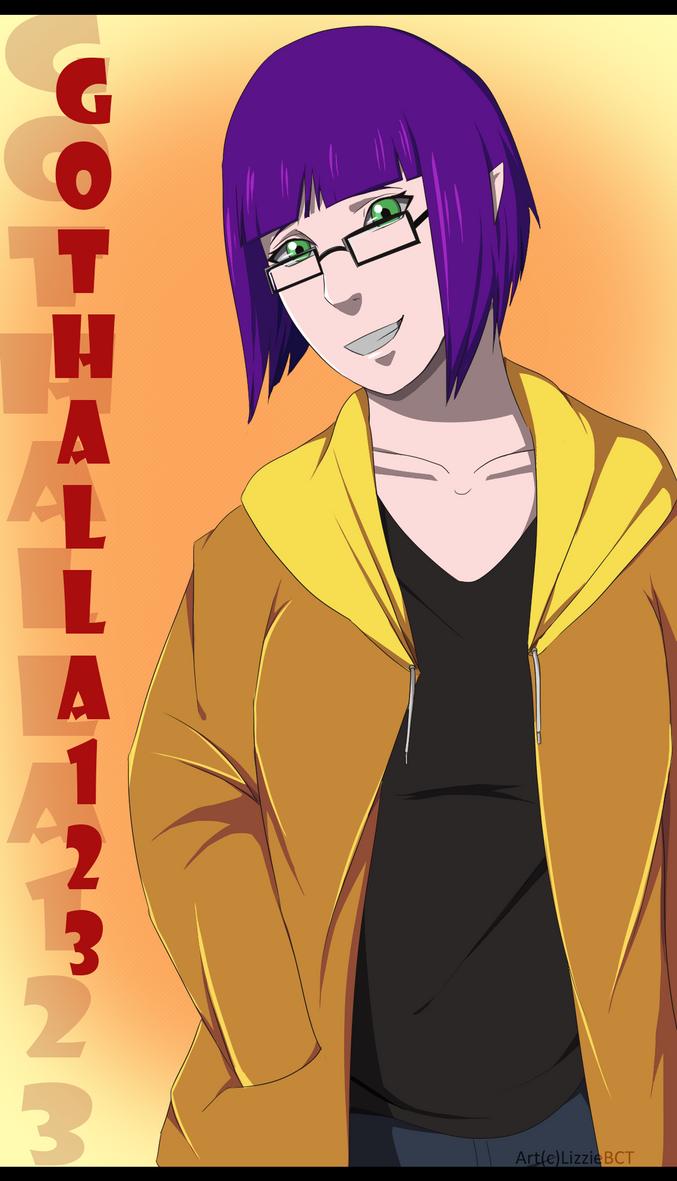 Gothalla123 by LizzieBCT