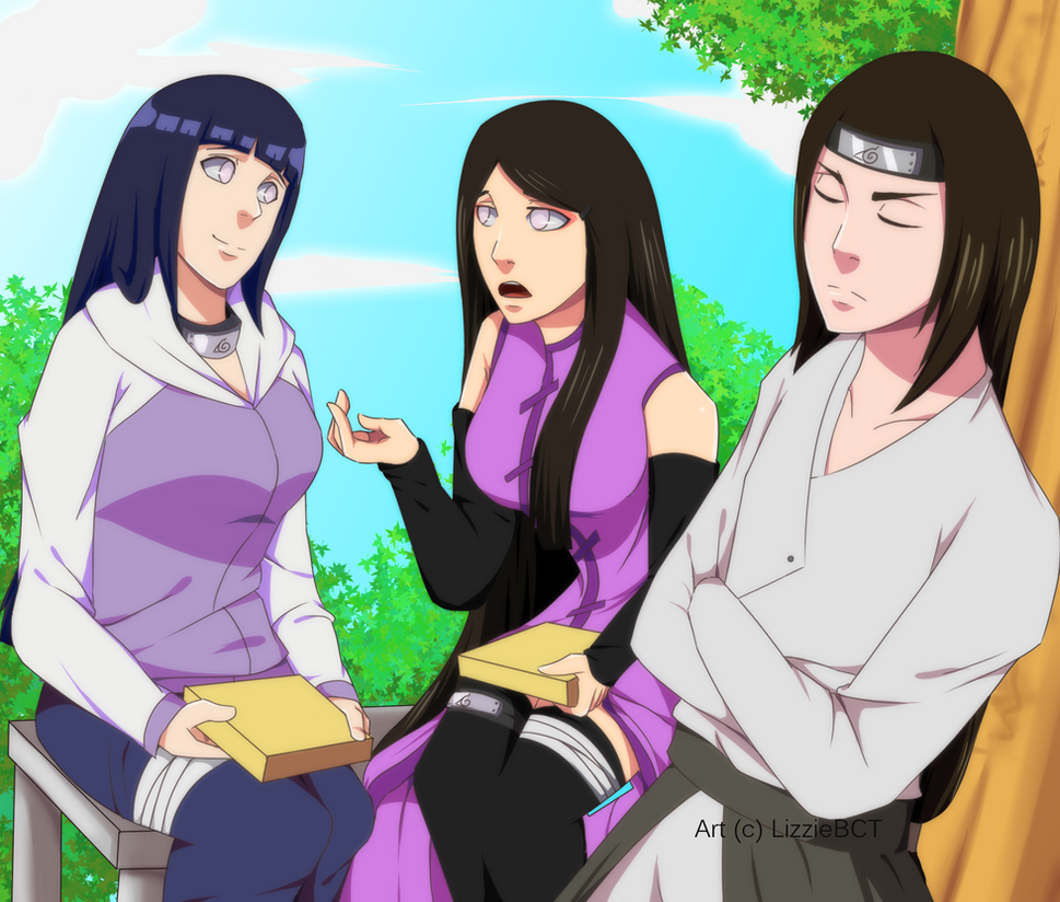 Hyuuga Outing by LizzieBCT