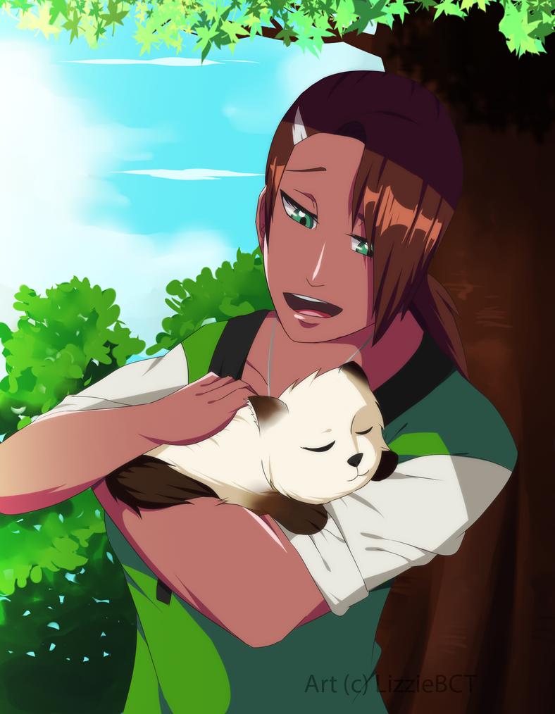 Its Okay Kitten by LizzieBCT