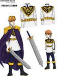 Zelda, Prince of Hyrule