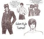 Salem Kyle, Catman
