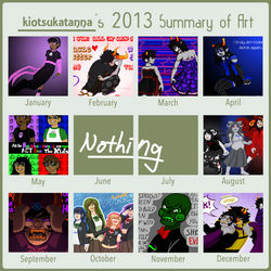 Summary Of Art 2013