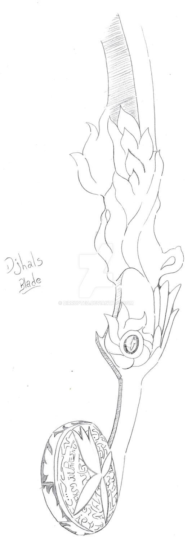 Djhals Blade by Dirrupted