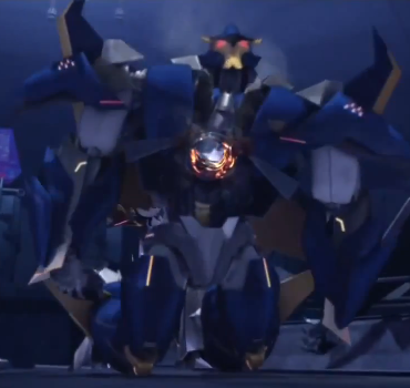 transformers prime dreadwing's death by TheAxelandx1 on ...