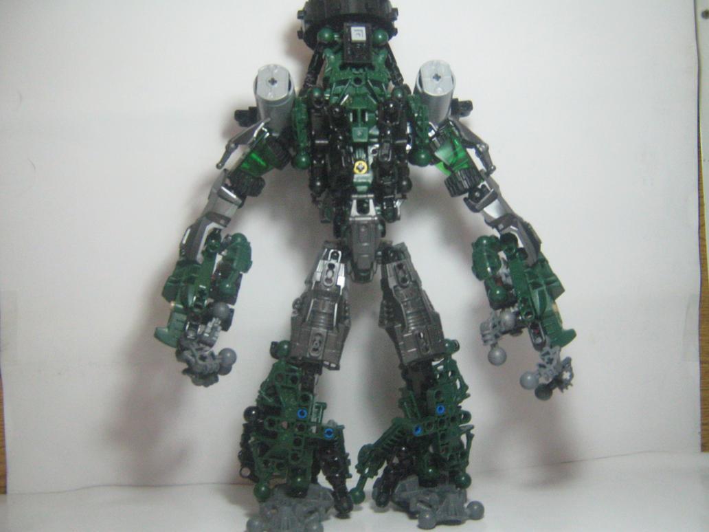 Bionicle Moc Pacific Rim Cherno Alpha By TheAxelandx1