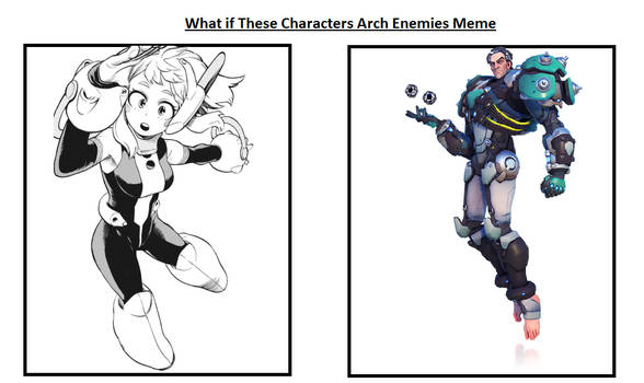 What if Uravity and Sigma were Arch Enemies?