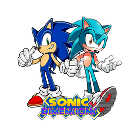 Logo Fun: Sonic Dimensions