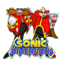 Logo Fun: Sonic Dimensions - The Two Robotniks