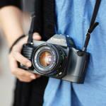 I shot film