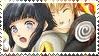 NarutoxHinata Stamp by kagomelover245