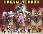 Dream Terror by MCTheFox