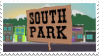 South Park Stamp by Fruitsi
