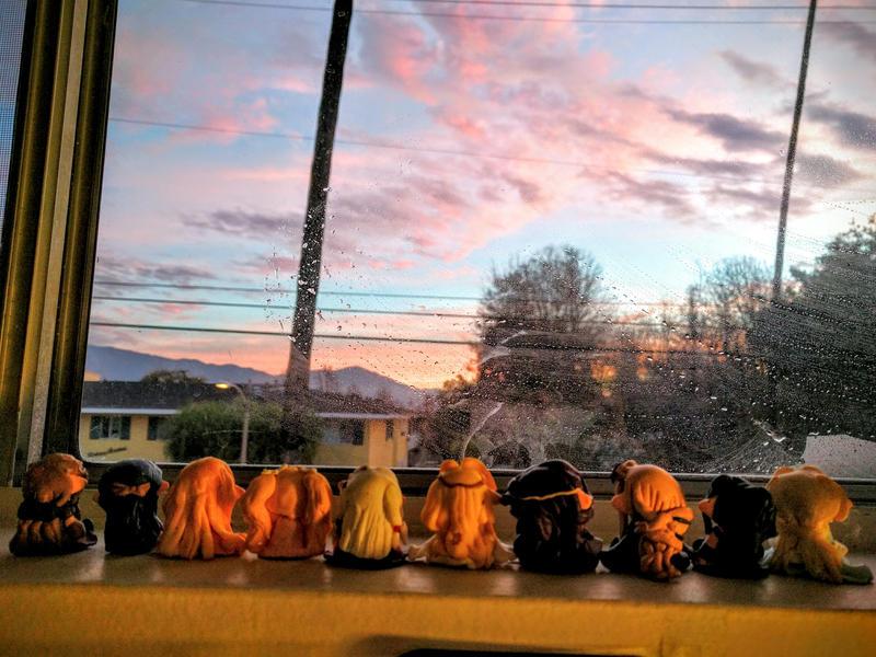 NIF: Sunrise over the mountains by vinyatar