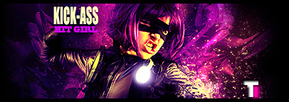KICK-ASS Hit Girl by Translucent-Image