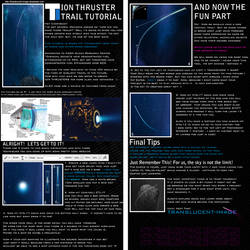 ARTICLE: ION SPACE TRAILS