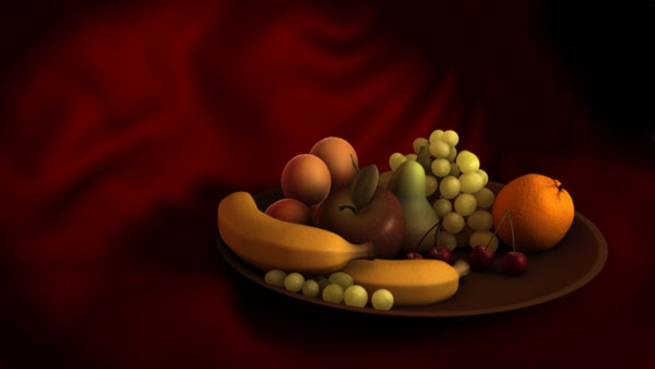 Fruit Bowl by xerxes0002