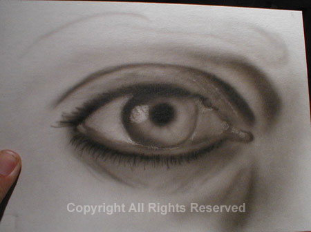 Eye practice by xerxes0002
