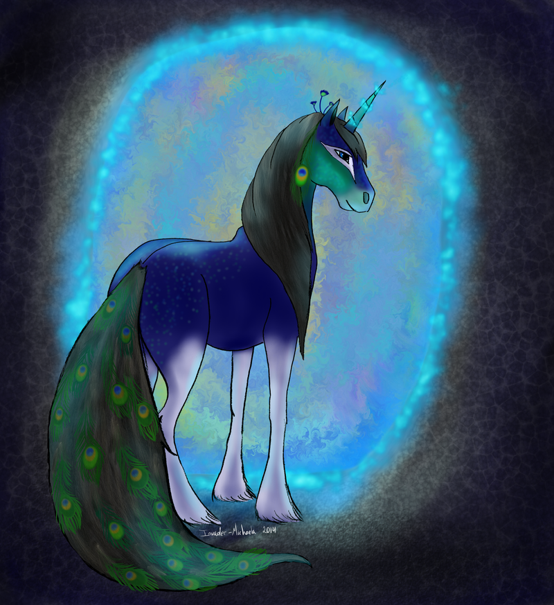 Magic Portal by Invader-Michaela