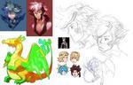Early-ish 2016 Sketchdump