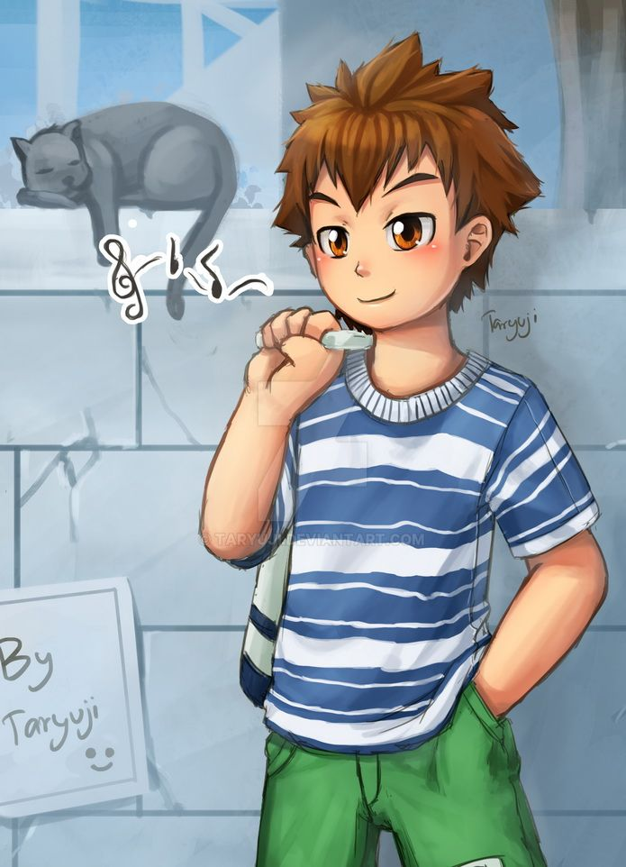The pic just lived done XD by Taryuji on DeviantArt